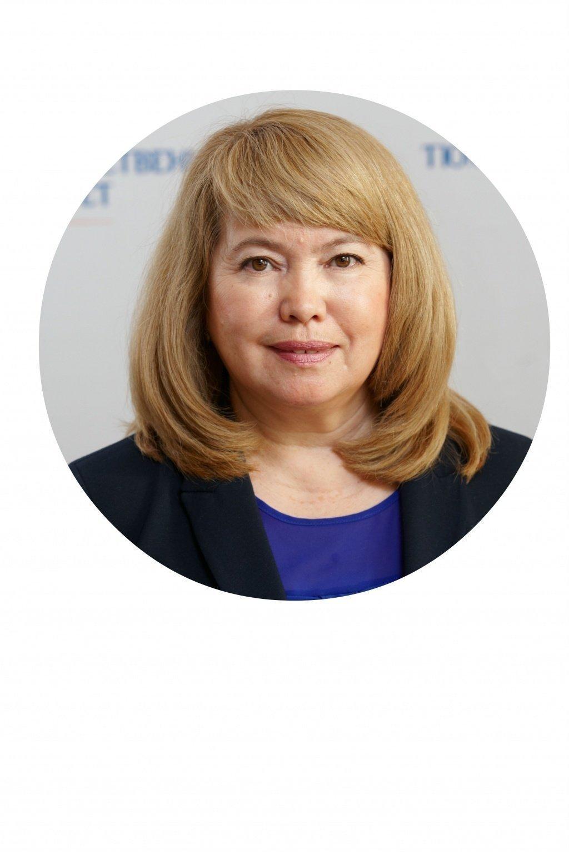 Faina Zolotavina, Director of RCFRC