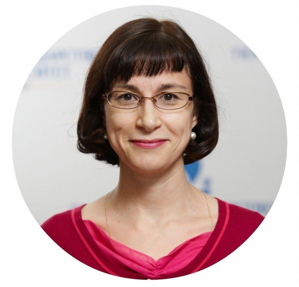 Svetlana Zykova, specialist of RCFRC